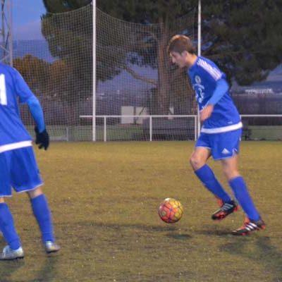El Cuéllar golea en un partido de ida y vuelta (5-3)