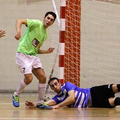 Derrota del FS Naturpellet Cuéllar en Zamora con un gol a falta de tres décimas