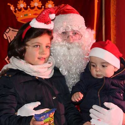 Querido Papa Noël…