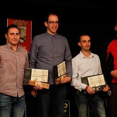 El Club Atlético Cuéllar entrega hoy los Premios al Deporte 2017