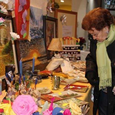 El Centro de Día realizará su XVIII Rastrillo Solidario a beneficio de la Asociación Amanecer