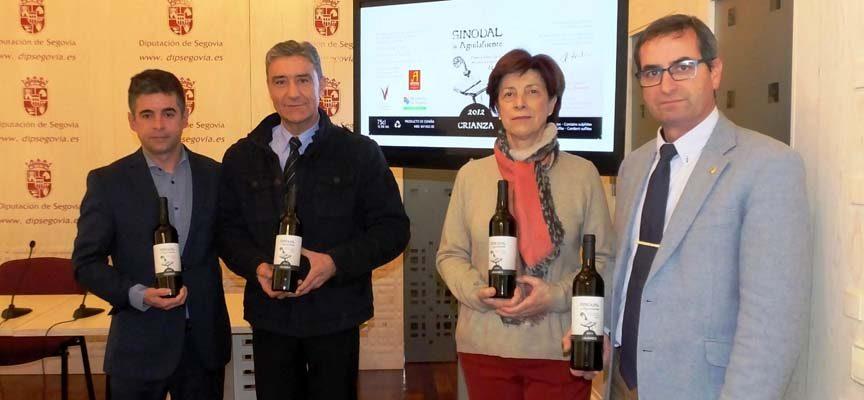 El Sinodal de Aguilafuente ya tiene su propio vino
