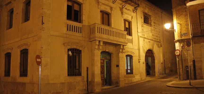 Ayuntamiento de Cuéllar.
