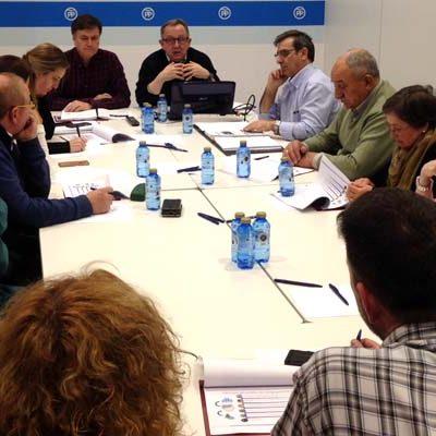 Alcaldes y portavoces del PP en la zona de Fuentepelayo, satisfechos con la actuación de la Junta