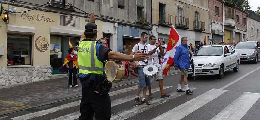 El PSOE propone mejorar las condiciones laborales de la Policía Local de Cuéllar