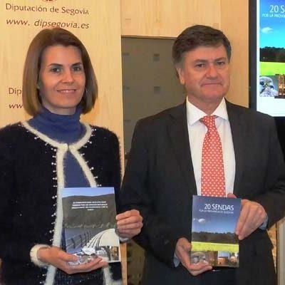 Prodestur apostará en Fitur por el turismo sostenible y la promoción de las Edades del Hombre en Cuéllar