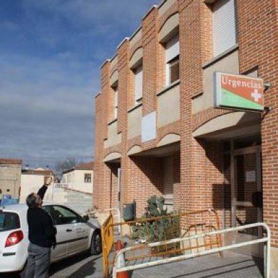 La Junta recibe la obra de ampliación y reforma del centro de salud de Carbonero el Mayor