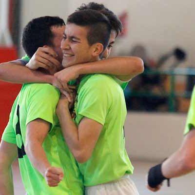 El FS Cuéllar Cojalba juvenil volvió de Guijuelo con los tres puntos a pesar de las bajas