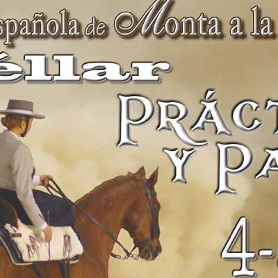 La Asociación Amigos del Caballo promueve una práctica de monta a la amazona