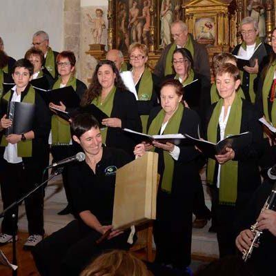 El Coro Pinares de Castilla actuará en Vallelado