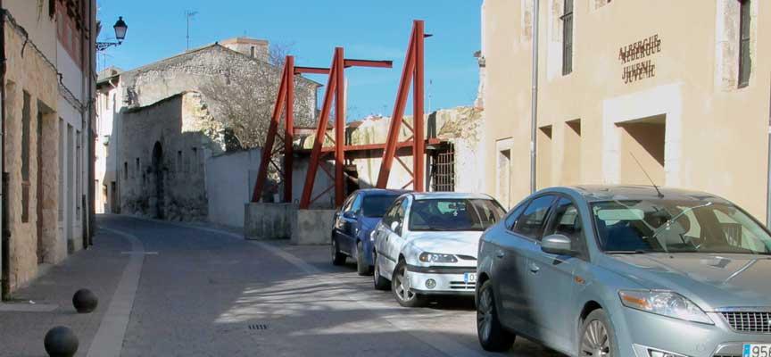 Los trabajos sobre el edificio conllevarán el corte al tráfico rodado de la calle Magdalena.