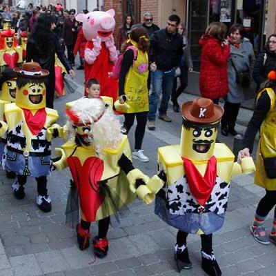 Cuéllar abre su concurso de disfraces de carnaval a la comarca