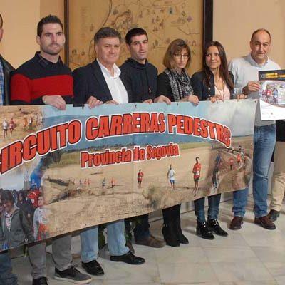 El XIII Circuito Provincial de Carreras Pedestres llegará a varios municipios de la comarca