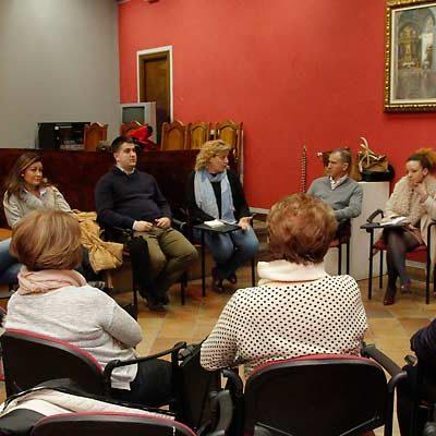 Ciudadanos consolidará un grupo de trabajo en Cuéllar
