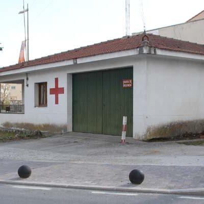 Jornada de puertas abiertas de Cruz Roja en Cuéllar