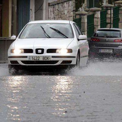 La Agencia de Protección Civil declara la alerta ante la previsión de vientos fuertes y lluvias en las próximas horas