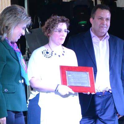 La Asociación de Hosteleros de Valladolid reconoce la trayectoria empresarial de la Casa Rural Maryobeli de Cogeces del Monte