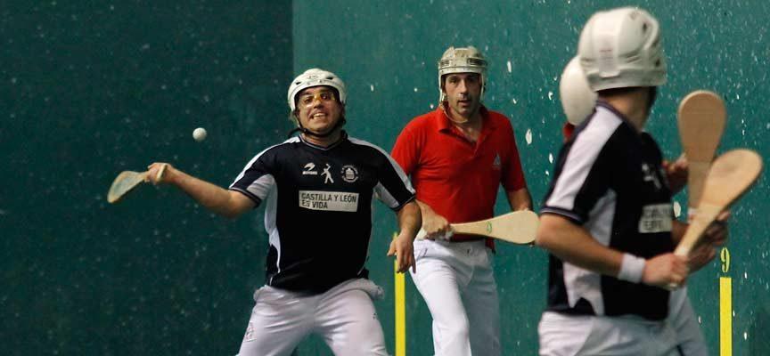 El Club Pelota Vallelado inicia hoy en Pedrajas de San Esteban su lucha por el ascenso