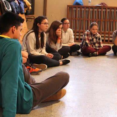 Carlos Soto impartirá una Master Class a los alumnos del taller 'Teatreando con Shakespeare'