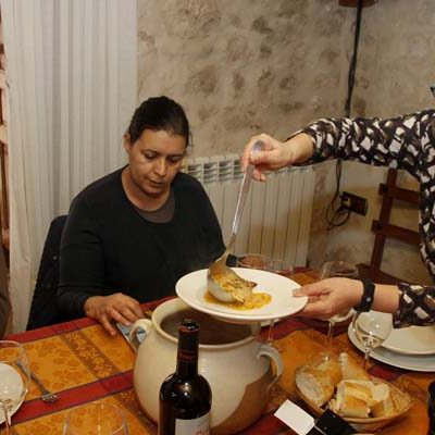 El 11 de marzo vuelve el `Cocido Day´ al Restaurante Maryobeli de Cogeces del Monte