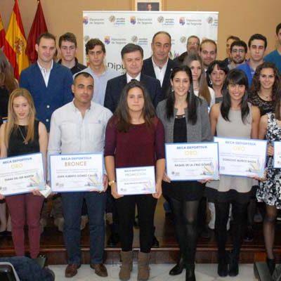 La Diputacióndestina 30.000 euros a la convocatoria de ayudas para deportistas de la provincia