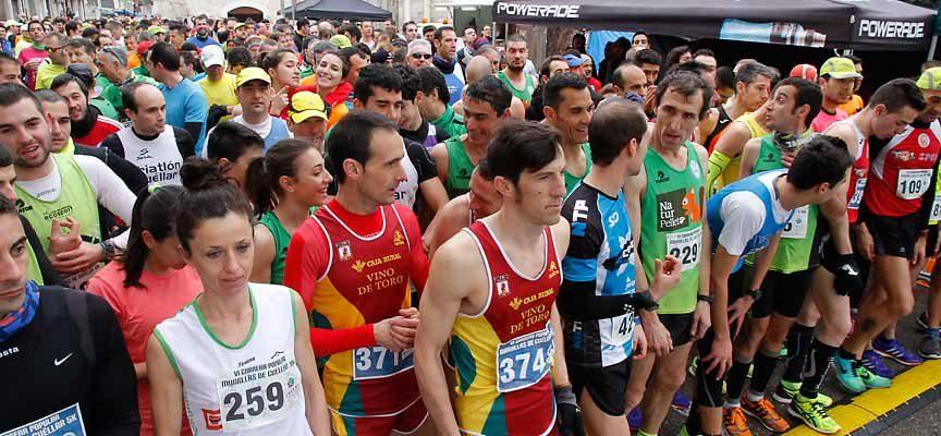 Todo listo para disfrutar de la fiesta del running con la Carrera Edades del Hombre