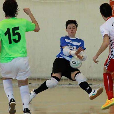 El FS Cuéllar Cojalba juvenil busca recuperar la senda de la victoria en el derbi provincial ante La Lastrilla