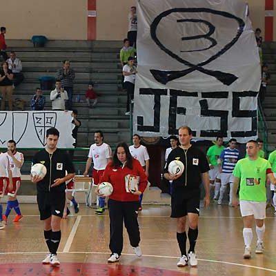 El FS Naturpellet se impuso al Pizarras Tres Cuñados en un emotivo encuentro