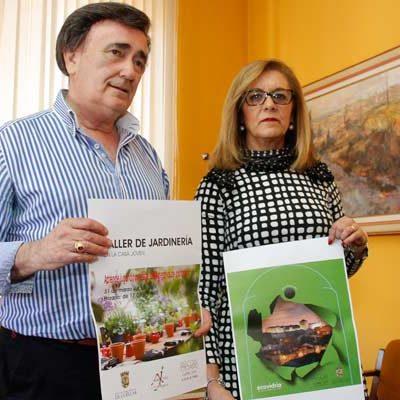 Medio Ambiente rotulará los contenedores de vidrio del casco antiguo gracias a ecovidrio