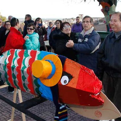 El Entierro de la Sardina pone fin al Carnaval