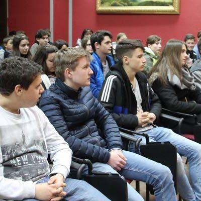 Alumnos de la Goetheschule de Dieburg en Alemania participan en un intercambio con el IES Duque de Alburquerque