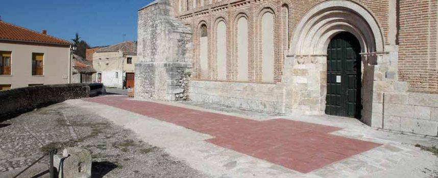 Las iglesias de San Andrés, San Miguel, San Esteban y La Magdalena abren sus puertas hasta el 13 de septiembre