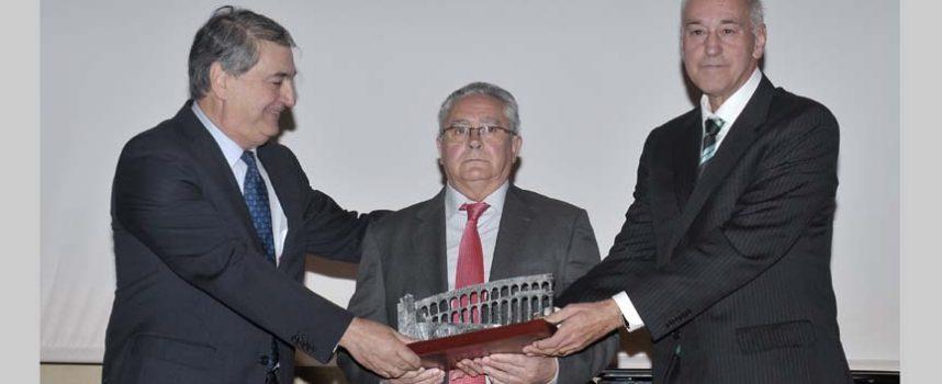 Transalbert y la Fundación Edades del Hombre recibieron sus Acueductos de Plata