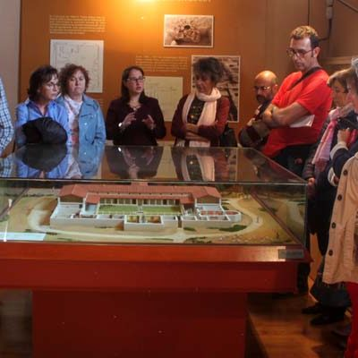 Éxito de la II Jornada de Patrimonio Arqueológico y Turismo Cultural en Aguilafuente