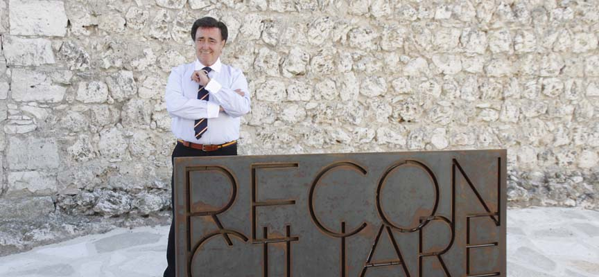 Jesús García, alcalde de Cuéllar.