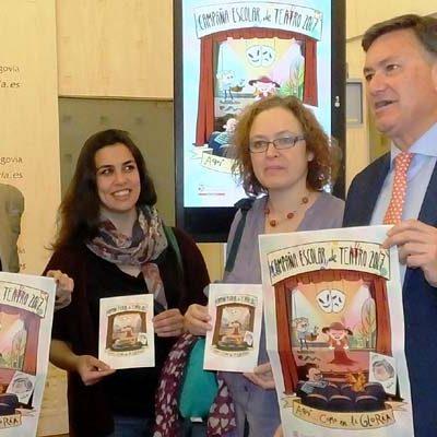 Maricastaña Teatro homenajeará a Gloria Fuertes en la Campaña Escolar de Teatro de la Diputación Provincial