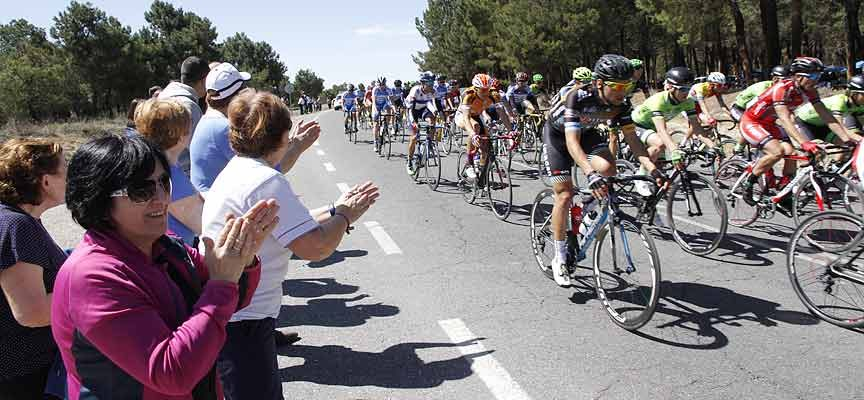La Clásica de La Chuleta y la Cronoescalada harán del ciclismo el protagonista del fin de semana en Cuéllar