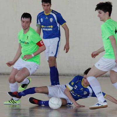 El FS Eufón Cuéllar viaja para enfrentarse al sexto clasificado en la División de Honor Juvenil