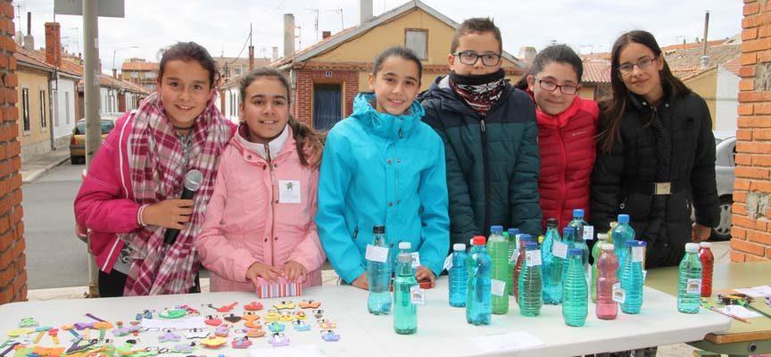 """Losescolares participantes en """"El Desafío solidario de los 5 euros"""" recaudaron 3.000 euros para proyectos sociales"""