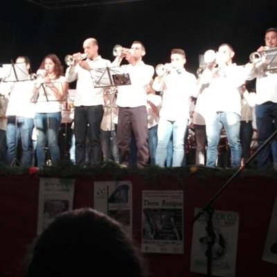 Éxito de la audición de la Escuela de Música de Cuéllar en Olombrada
