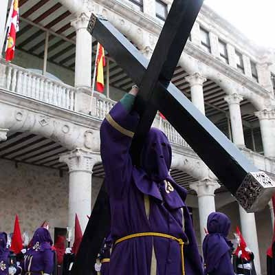 El Castillo y su entorno, escenarios de excepción para la procesión de Jueves Santo