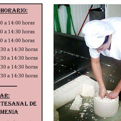 La Unión de Mujeres impartirá en Sacramenia un curso de elaboración de queso de oveja dirigido a desempleados