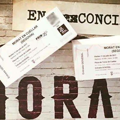 Más de 2.500 personas han adquirido ya sus entradas para el concierto de Morat