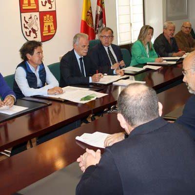 El Consejo Agrario de Segovia acuerda mantener reuniones quincenales mientras continúe la situación de sequía