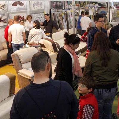 La Feria de Cuéllar recibió 38.000 visitantes durante el puente de mayo