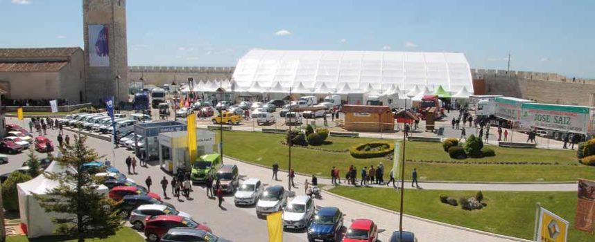 La Feria de Cuéllar contará con 145 expositores con un notable incremento de las empresas locales