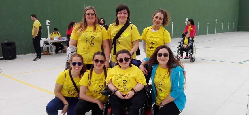 Festival solidario en Mata de Cuéllar en el Día de la Osteogénesis Imperfecta