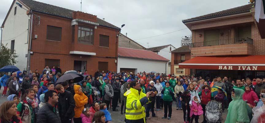 La Comunidad de San Benito de Gallegos celebrará su tercera Marcha Solidaria el 22 de abril