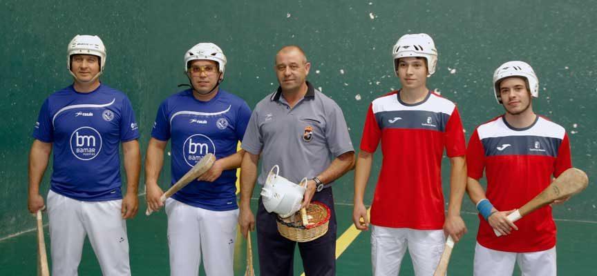 Daniel Arranz - César Baeza / Rubén Tena - Jonatan Herraiz