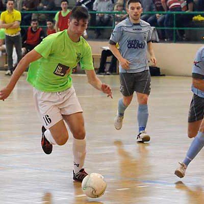 El FS Cuéllar pierde ante Guardo y baja a la cuarta posición a falta de una jornada de liga